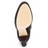 MICHAEL MICHAEL KORS Women's Sabrina Suede Heeled Ankle Boots - Black: Image 5