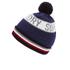 Superdry Men's Super Stripe Logo Beanie Hat - Navy Marl: Image 2