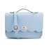 The Cambridge Satchel Company Women's Cloud Bag with Handle - Periwinkle Blue: Image 1