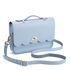 The Cambridge Satchel Company Women's Cloud Bag with Handle - Periwinkle Blue: Image 4