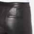 Helmut Lang Women's Stretch Leather Pants - Black: Image 5