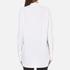Helmut Lang Women's Raw Tuxedo Shirt - White/Multi: Image 3