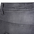 Crosshatch Men's Skylo Denim Shorts - Grey Wash: Image 5