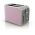 Swan ST17020PN 2 Slice Retro Toaster - Pink: Image 1