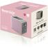 Swan ST17020PN 2 Slice Retro Toaster - Pink: Image 2