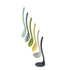 Joseph Joseph Nesting Utensils (Opal) - Set Of 5: Image 3