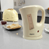 Elgento E10012C 1.7L Jug Kettle - Cream: Image 2