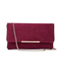 Dune Women's Belma Clutch Bag - Berry: Image 1