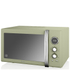 Swan Retro 25L Digital Combi Microwave with Grill - Green: Image 1