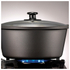 Morphy Richards Black Sear and Stew Slow Cooker 3.5L - Stainless Steel: Image 3