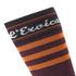 Santini California Eroica High Profile Wool Socks - Blue: Image 3