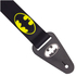Batman Logo Fabric Guitar Strap: Image 2