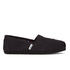 TOMS Women's Core Classics Slip-On Pumps - Black/Black: Image 1