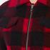 Wood Wood Men's Dale Checked Jacket - Biking Red Checks: Image 5