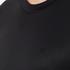 Wood Wood Men's Troy Long Sleeve Sweatshirt - Black: Image 5