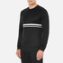 Wood Wood Men's Troy Long Sleeve Sweatshirt - Black: Image 2