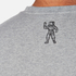 Billionaire Boys Club Men's Small Arch Logo Sweatshirt - Heather Grey: Image 7