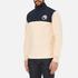 Billionaire Boys Club Men's Half-Zip Funnel Sweatshirt - Beige/Navy: Image 2