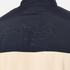 Billionaire Boys Club Men's Half-Zip Funnel Sweatshirt - Beige/Navy: Image 6