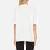 Love Moschino Women's Logo Oversized T-Shirt - White: Image 3