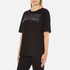 Love Moschino Women's Logo T-Shirt - Black: Image 2