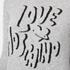 Love Moschino Women's Slogan Jumper - Grey Melange: Image 5