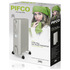 Pifco P43004YT 2000W Oil Filled Radiator with Timer - Multi: Image 2