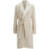 UGG Women's Heritage Comfort Duffield Dressing Gown - Oatmeal Heather: Image 1