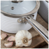 Tower Linear Saucepan Set - White (3 Piece): Image 4