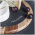 Natural Life Acacia Cheese Board (25cm): Image 3