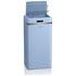 Swan Retro Square Sensor Bin - Blue (45L): Image 2