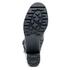 UGG Women's Ingrid Leather Sheepskin Lace Up Heeled Boots - Black: Image 5
