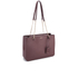 DKNY Women's Bryant Park Shopper Tote Bag - Oxblood: Image 3