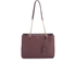 DKNY Women's Bryant Park Shopper Tote Bag - Oxblood: Image 1