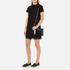 Ted Baker Women's Gretaa Geometric Bow Crossbody Bag - Black: Image 8