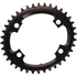 AbsoluteBLACK CX 110BCD 4 Bolt Shimano Spider Mount Oval Chain Ring: Image 2