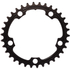 AbsoluteBLACK 110BCD 5 Bolt Spider Mount Oval Chain Ring (Premium): Image 3