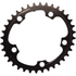 AbsoluteBLACK 110BCD 5 Bolt Spider Mount Oval Chain Ring (Premium): Image 5