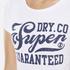 Superdry Women's Guaranteed T-Shirt - Optic: Image 5
