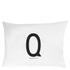Design Letters Pillowcase - 70x50 cm - Q: Image 1
