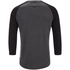 Produkt Men's 3/4 Sleeve Raglan Top - Dark Grey Melange: Image 2