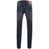 Produkt Men's Distressed Slim Fit Jeans - Mid Blue Denim: Image 2
