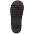 Kickers Kids' Kick T Patent Flat Shoes - Black: Image 5