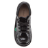 Kickers Kids' Kick Hi Patent Boots - Black: Image 3