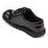 Kickers Kids' Kick Lo Patent Shoes - Black: Image 4
