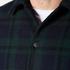 Edwin Men's Coach Jacket - Black Watch Tartan: Image 5
