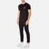 Edwin Men's Red Dot Logo 2 T-Shirt - Black: Image 4