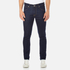 Edwin Men's Ed-85 Slim Tapered Drop Crotch Jeans - Rinsed: Image 1