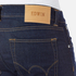 Edwin Men's Ed-85 Slim Tapered Drop Crotch Jeans - Rinsed: Image 4