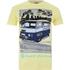 Hot Tuna Men's Camper T-Shirt - Pale Yellow: Image 1